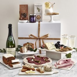 Seven Swans a-Swimming Luxury Christmas Hamper