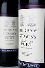 Berry's Finest Reserve Port, Quinta de la Rosa (75cl)