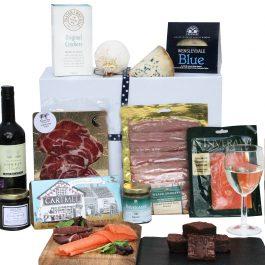 Ascot Gift Box Hamper