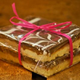 Clam's Caramel Shortbread (2 x Pack of 3)
