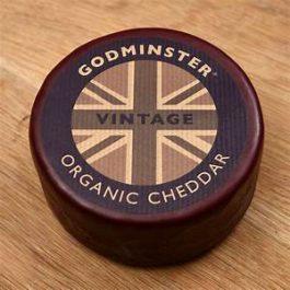 Godminster Vintage Organic Cheddar (1kg)