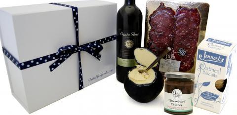 The Gourmet Selection Giftbox