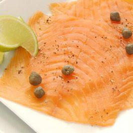 Severn & Wye Smoked Salmon 400g