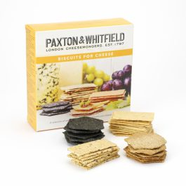 Paxton & Whitfield Biscuits For Cheese Selection (250g)