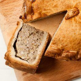 Large Pork and Mustard Pie (3lb)