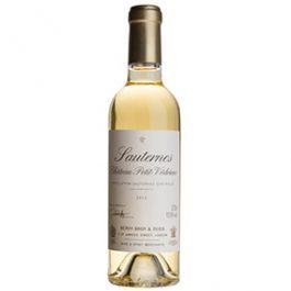 Berrys' Sauternes Chateau Doisy-Védrines - Half Bottle (375ml)