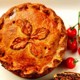 Chicken & Ham Pie - Large (3lb)