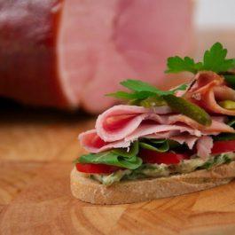 Smoked Sherwood Ham - Boneless Half & Whole
