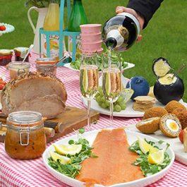Best of British Sparkling Feast British Fine Foods