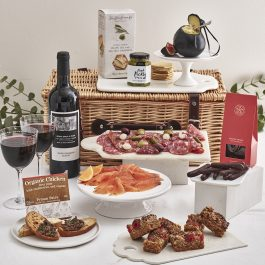 Six Geese a-Laying Luxury Christmas Hamper