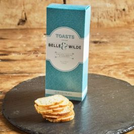 Belle & Wilde Original Gluten Free Toasts 100g