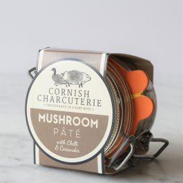 Mushroom Pâté with Chilli & Coriander 110g
