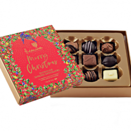 Holdsworth Merry Christmas Chocolate Selection 110g